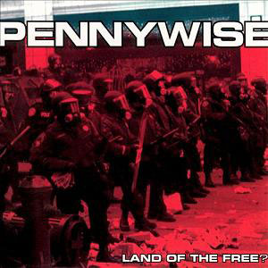 Pennywise---Land-Of-The-Free