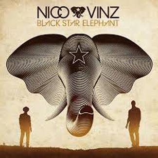 Nico and Vinz Black Star Elephant 325x325