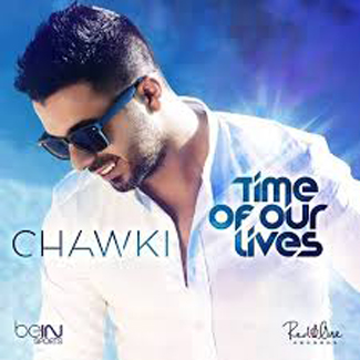 Ahmed Chawki Time of Our Lives 325x325