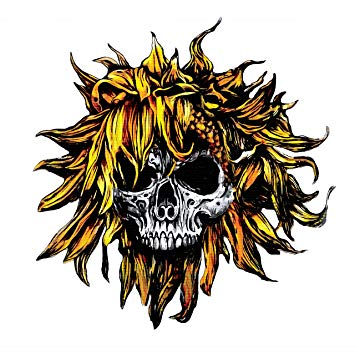 sunflower dead coma