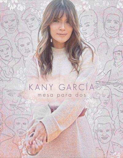 Kany Garcia Mesa Para Dos