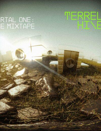 Terrell Hines Portal one the mixtape