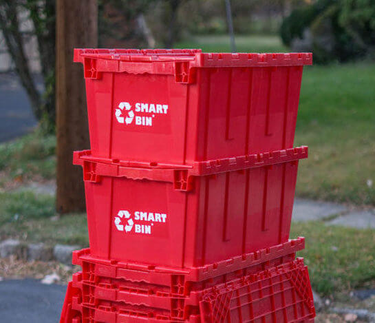 4 Reasons to Use Plastic Moving Boxes