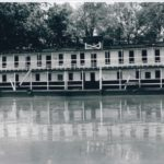 Co. 3791 - CCC Camp on the river.