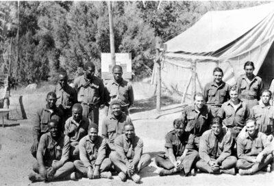 Co. 864 African American contingent June1933