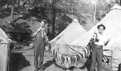 Camp Buffalo Crossing Co. 842