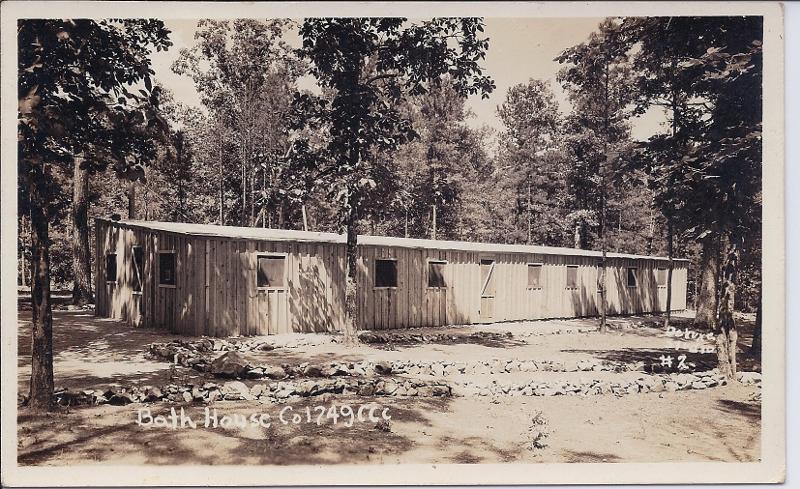 Camp Jessie Bathhouse
