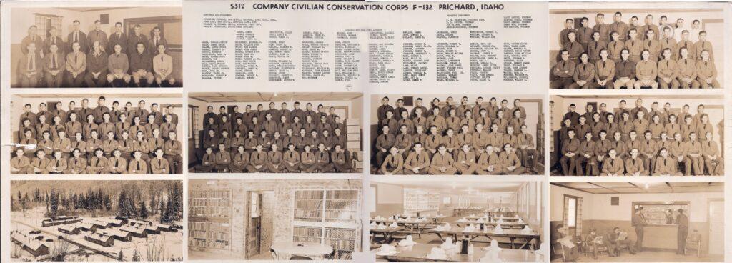 Group Photo Co, 531, F-132, Prichard, ID