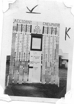 Co. 807 Arizona Accident Meter