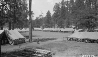 Co. 823, F-21 Hart Canyon Camp June 1933