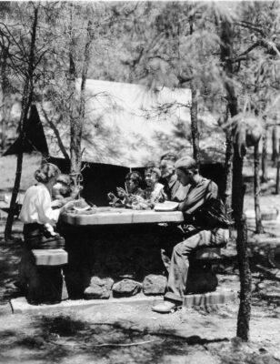 Indian Gardens public campground