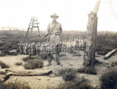 Prairie dog extermination