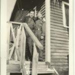 Co. 1793, Camp Lodge, Custer, SD 1941 Wm. Foley