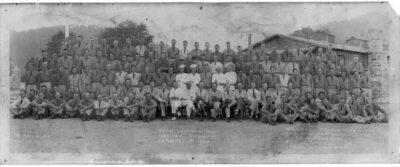 Co. 448, TVA-16 Camp Follette, TN