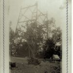 Wooden Tower construction