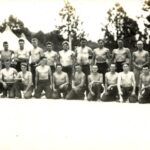 Co. 846- F-15-M, Camp Whitehill, Silverhill, NM