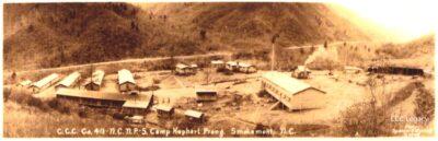 Co. 411, NP-5, Camp Kephart Prong, Smokemont, NC