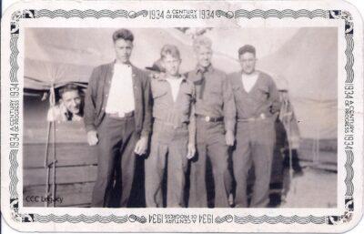 Co. 601 Camp Bangor, WI