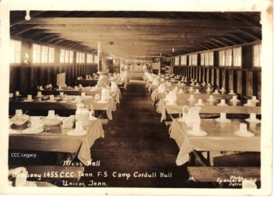 Co. 1455, F-5, Camp Cordell Hull, Unicoi, TN