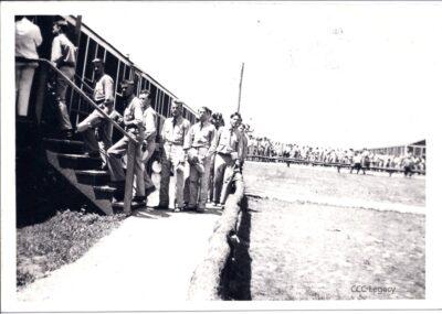 Co. 342, S-88 Galeton, PA, Camp Lyman Run Sign