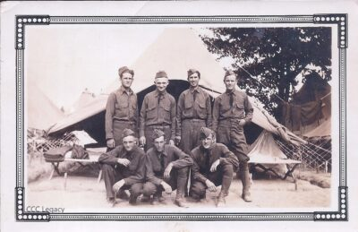 Co. 625 SCS-21 Highland Wi 1934
