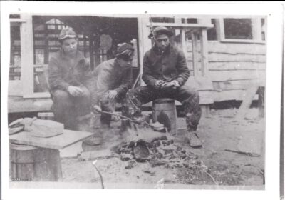 Co. 342, S-88 Galeton, PA, Camp Lyman Run