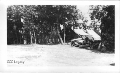 Co. 2672, SP-6 Camp Nelson Dewey