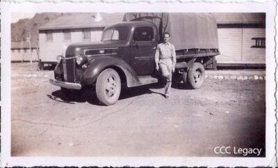 Co. 3840, FWS-1A, Parker, AZ