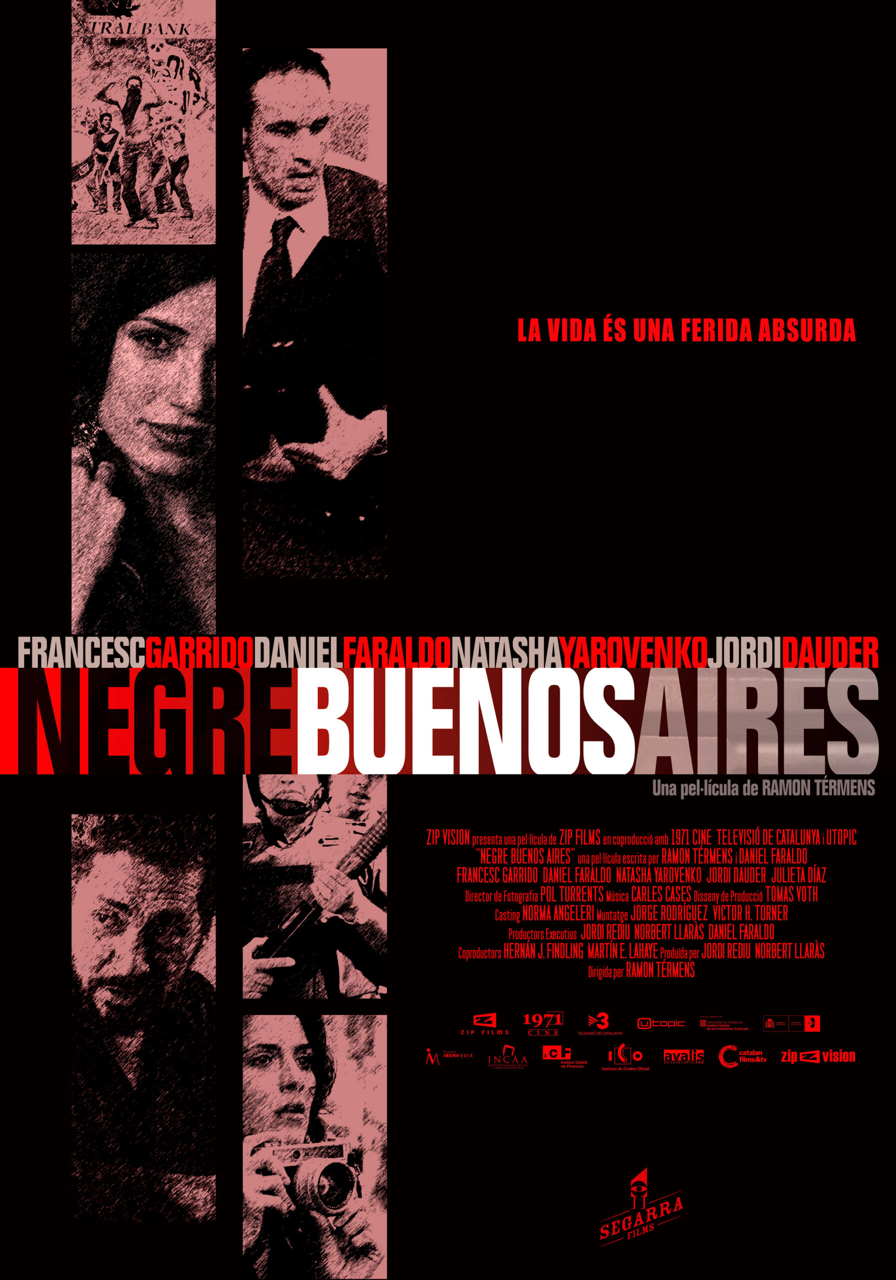 Negre Buenos Aires