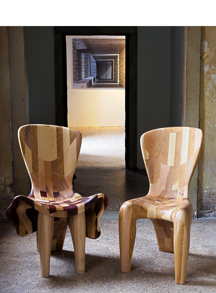 The Chairs in Love
