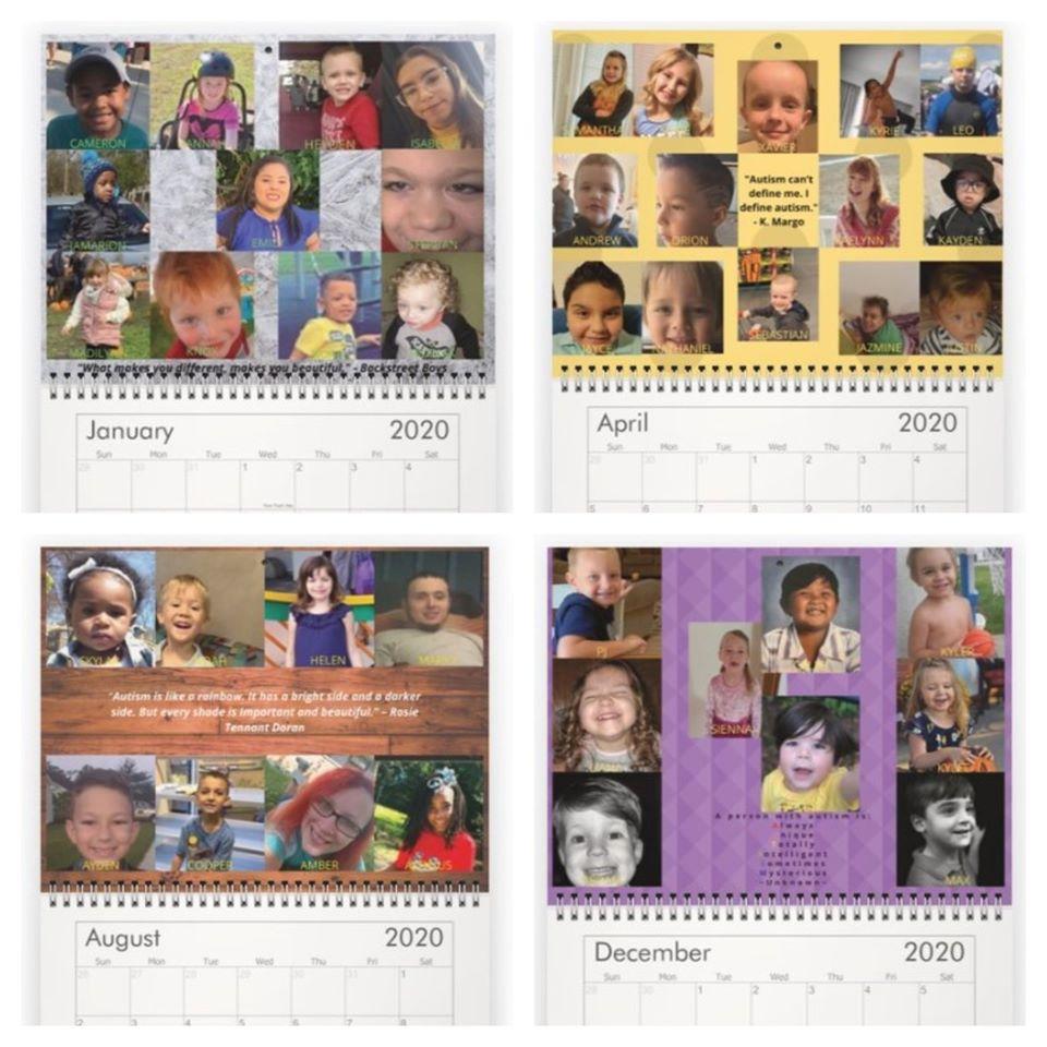 2020 AAU Calendar