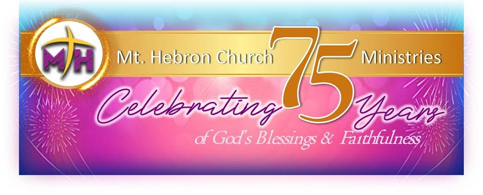 Mount Hebron Church Worship Choir