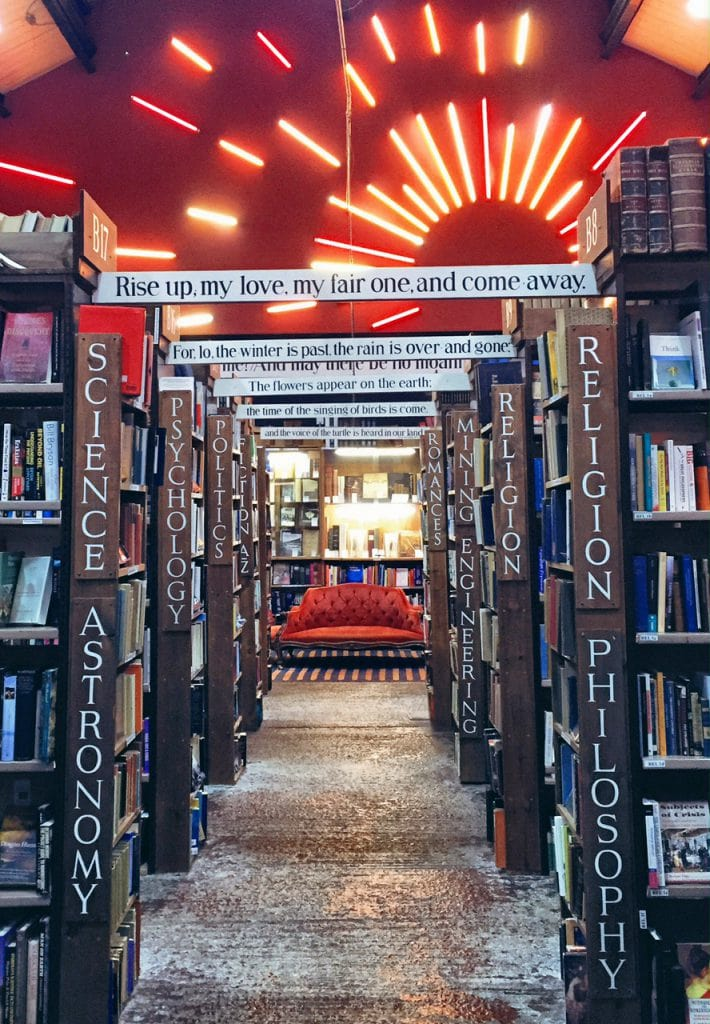 Barters Books, marketing, books, second hand books, vintage books, alnwick, business