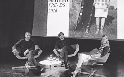 Peter Pilotto and Christopher de Vos Interviewed by Kinvara Balfour