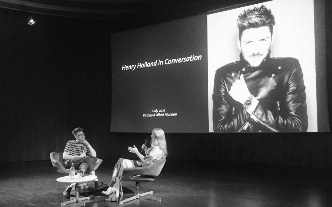 The Unconventional World of Henry Holland