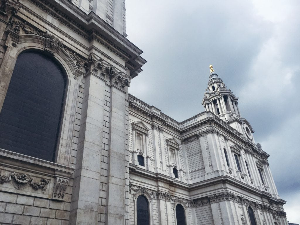 Nakedprgirl london review st pauls cathedral
