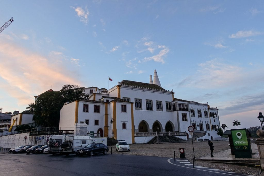 National Palace, Sintra, Portugal