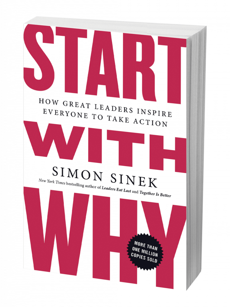 Book Review NakedPR Girl - Start With Why by Simon Sinek