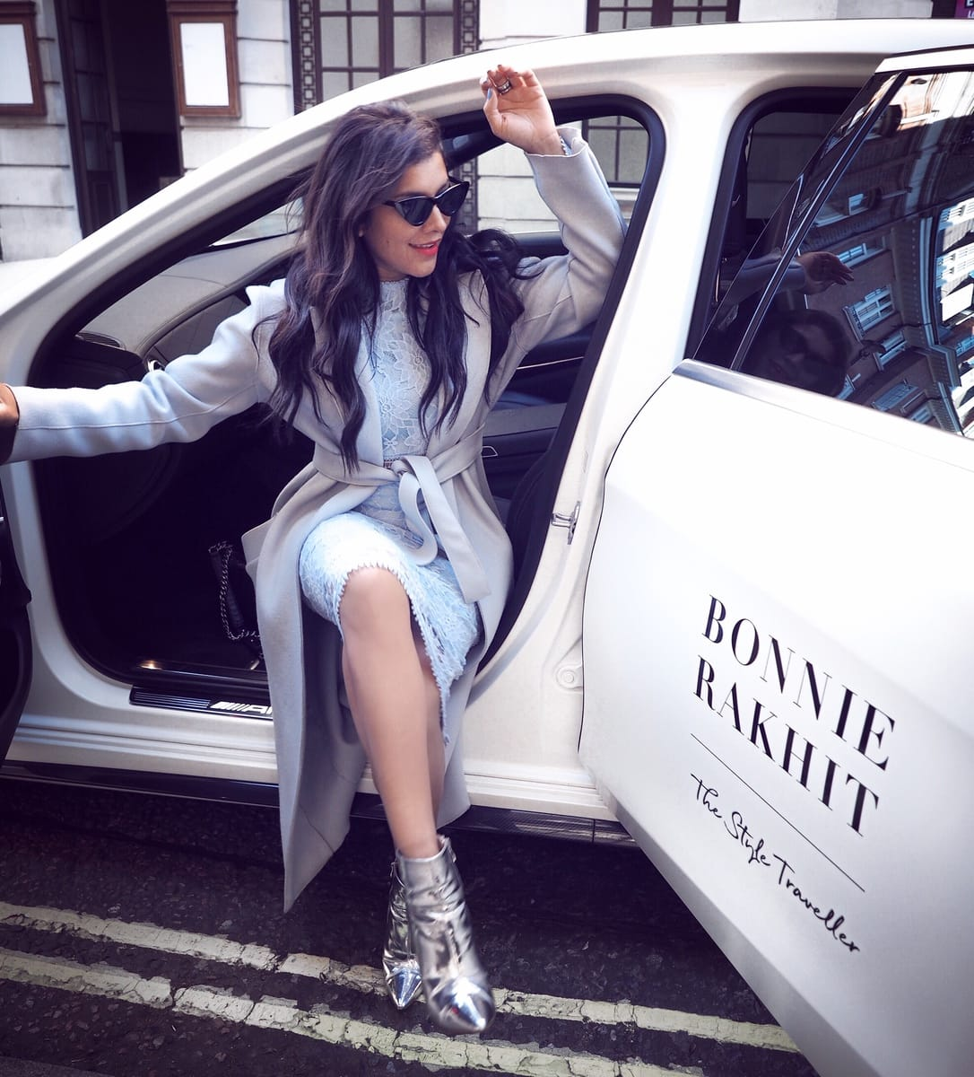 Getting Naked With Interview with Bonnie Rakhit The Style Traveller