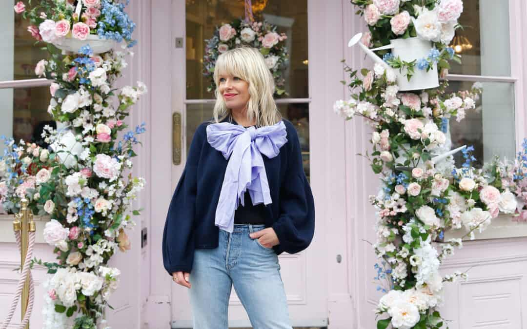 Fran Bacon aka The Fashion Lift – Writer, Stylist & Brand Consultant | Getting Naked with Interview