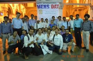International Men's Day 19th Nov 2014