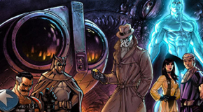 """Before Watchmen"" Comic Trailer"