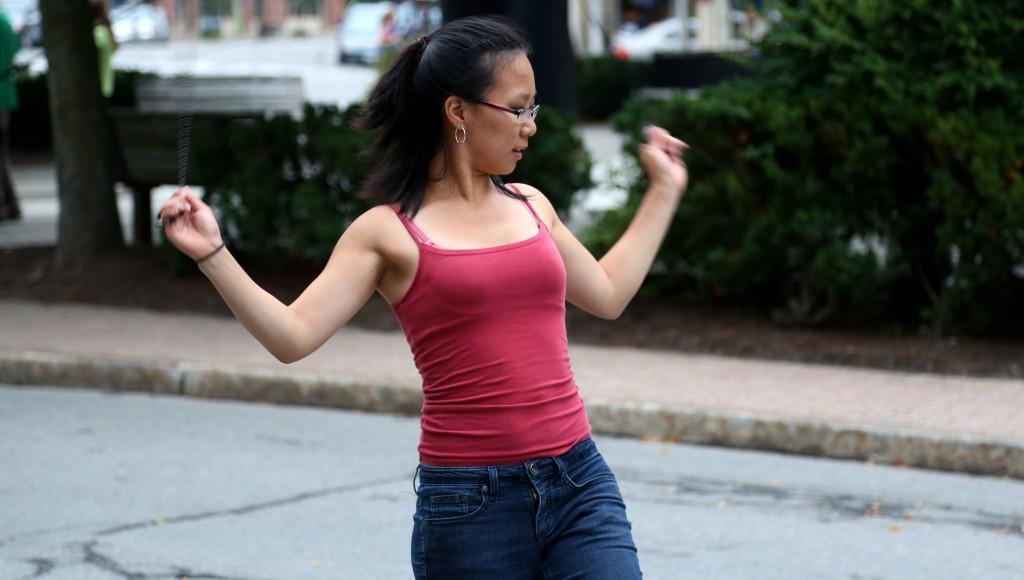 Kah-BANG dancing
