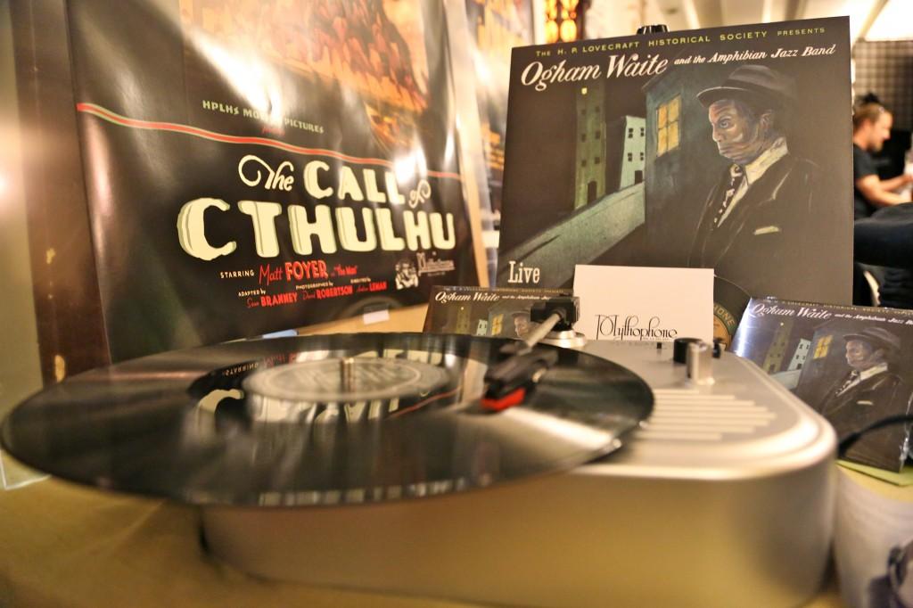 cthulu record h.p. lovecraft