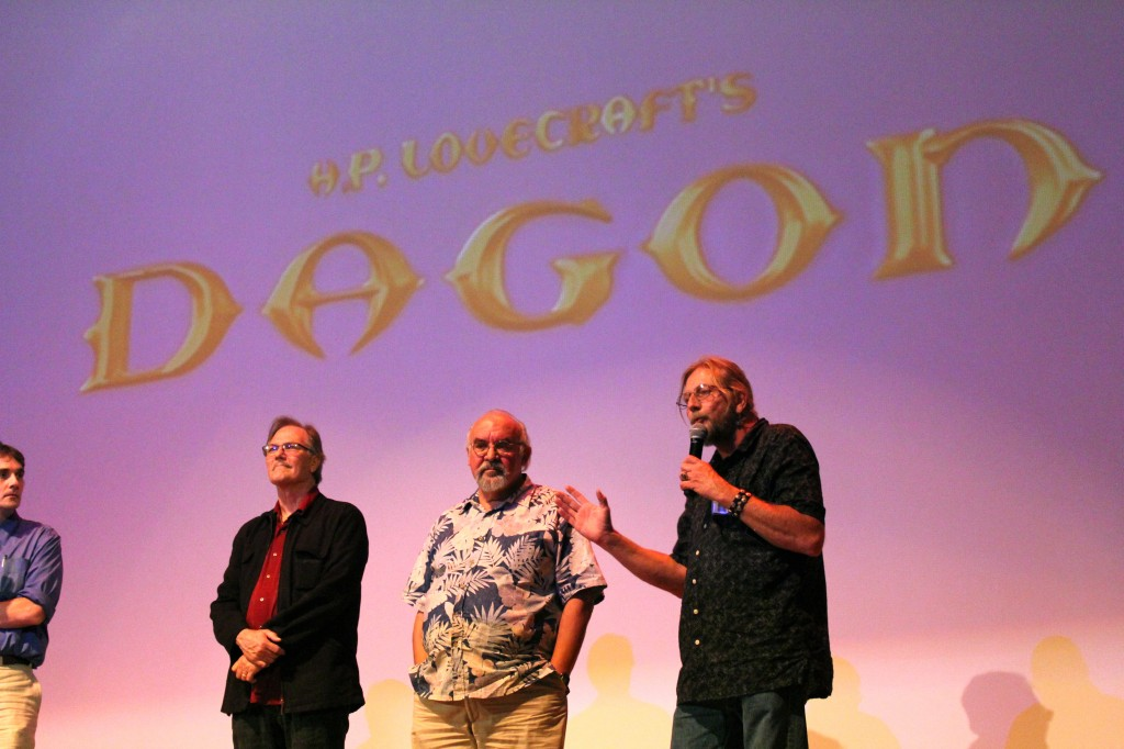 h.p. lovecraft film festival dagon q and a