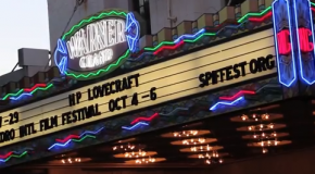 """H.P. Lovecraft Film Festival"" Press Video"