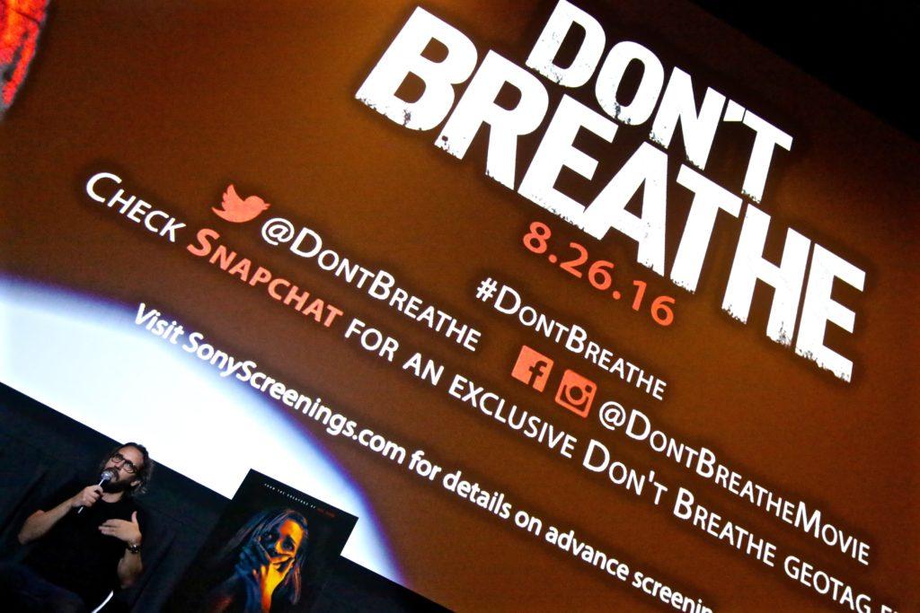 Alvarez Don't Breath