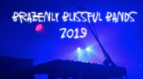 """Brazenly Blissful Bands"" 2019"