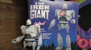 Iron Giant Unboxing!