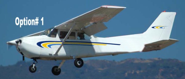 Aircraft Decals Graphics Stripes Scheme Airplane Cessna Piper